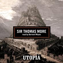 Utopia Audiobook by Thomas More Narrated by James Adams