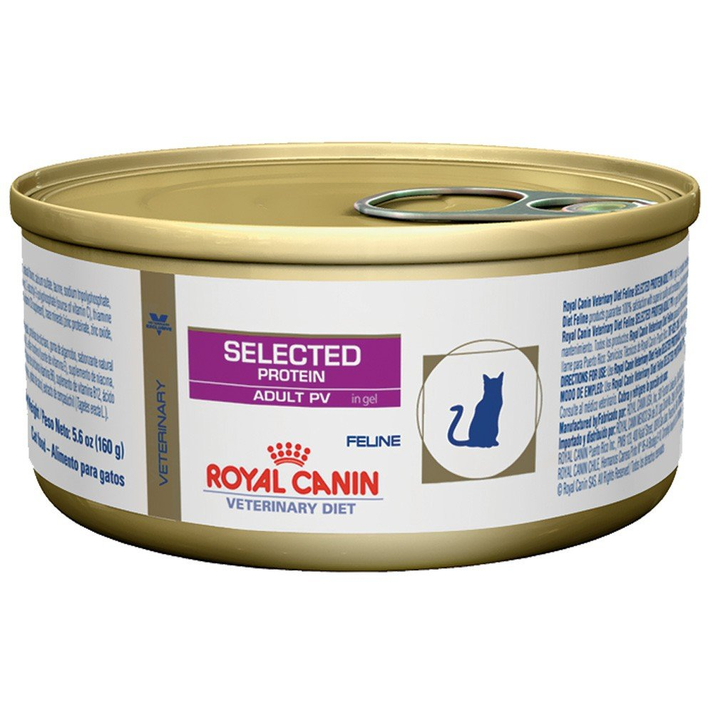 Royal Canin Feline Selected Protein Adult PV Loaf In Gel