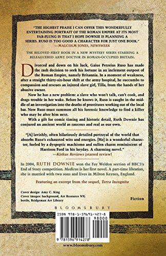 Medicus: A Novel of the Roman Empire (The Medicus Series)