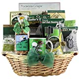 GreatArrivals Gift Baskets Golfer's Delight, Gourmet, Golf Gift Basket, 6 Pound