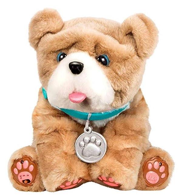 Little Live Pets - My Kissing Puppy - Rollie (Color: Multicolour)