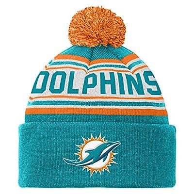 NFL Youth 8-20 Cuffed Knit Pom Hat