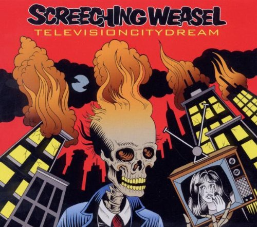 Screeching Weasel - Television City Dream (CD)