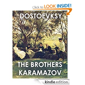 THE BROTHERS KARAMAZOV (illustrated)