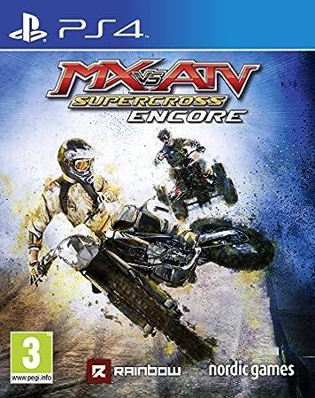 MX vs. ATV: Supercross Encore Edition (PS4)