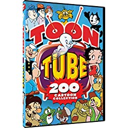 Toon Tube - 200 Classic Cartoon Collection