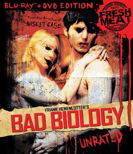 Bad Biology Blu-ray DVD Combo