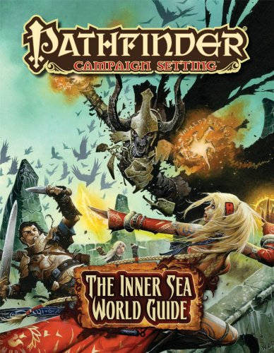 Pathfinder: Campaign Setting, The Inner Sea World Guide PDF