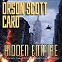 Hidden Empire: The Empire Duet, Part 2 (       UNABRIDGED) by Orson Scott Card Narrated by Stefan Rudnicki, Orson Scott Card, Rusty Humphries