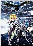クロスアンジュ天使と竜の輪舞クリアファイル2枚セット