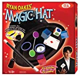 POOF-Slinky 0C2719BL Ideal Ryan Oakes 75-Trick Collapsible Magic Hat Set with Magic Wand and Secrets of Amazing Magic Tricks 35-Page Booklet