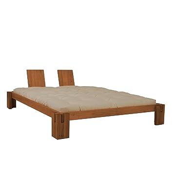 Bett Basic D, Typ: Kirsch, Breite (Kirsch): 160 cm, Länge: 200 cm