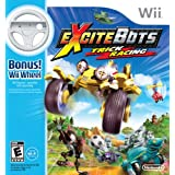 Excite Bots: Trick Racing with Wheel - Wii Standard Editionby Nintendo
