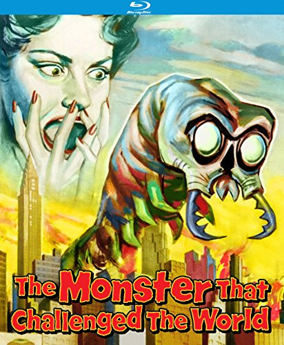 The Monster That Challenged the World [Blu-ray]