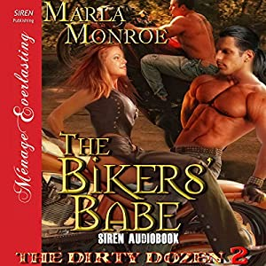 The Bikers' Babe Audiobook