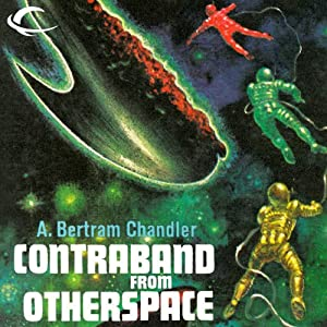 Contraband from Otherspace Audiobook