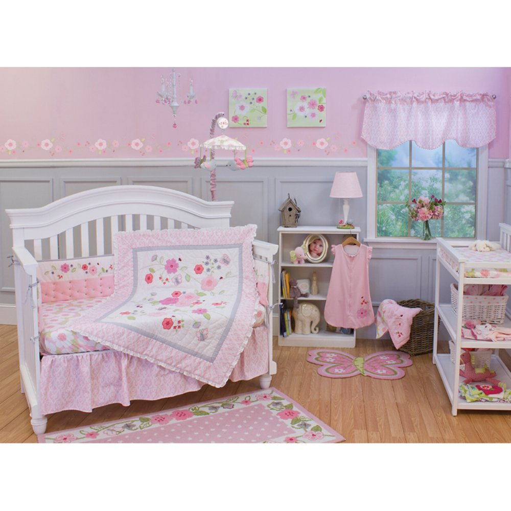 Nurture Imagination Garden District Baby Bedding