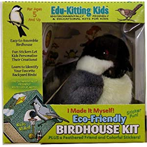 Recycled Bird Feeder Kit for Kids