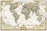 World-Executive-Poster-Sized-Wall-Map-Tubed-World-Map