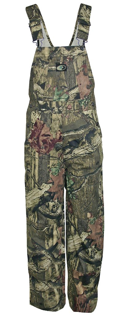 Walls Ledgend Kids Grow Non Insulated Bib Overalls Mossy Oak Infinity XL