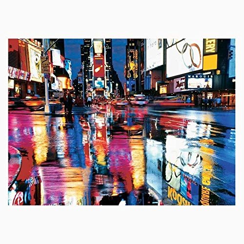 Times Square New York, Majestic Puzzle 1000 Pieces
