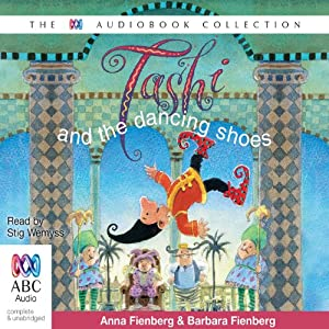 Tashi and the Dancing Shoes Audiobook