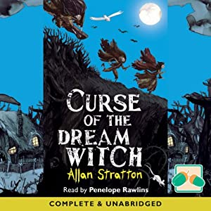 Curse of the Dream Witch Audiobook