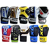 Authentic RDX 6oz Kids Boxing Gloves,Punch Bag Junior Mitts Children MMA Kick Youth Boys