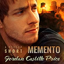 Memento: A PsyCop Short (       UNABRIDGED) by Jordan Castillo Price Narrated by Gomez Pugh