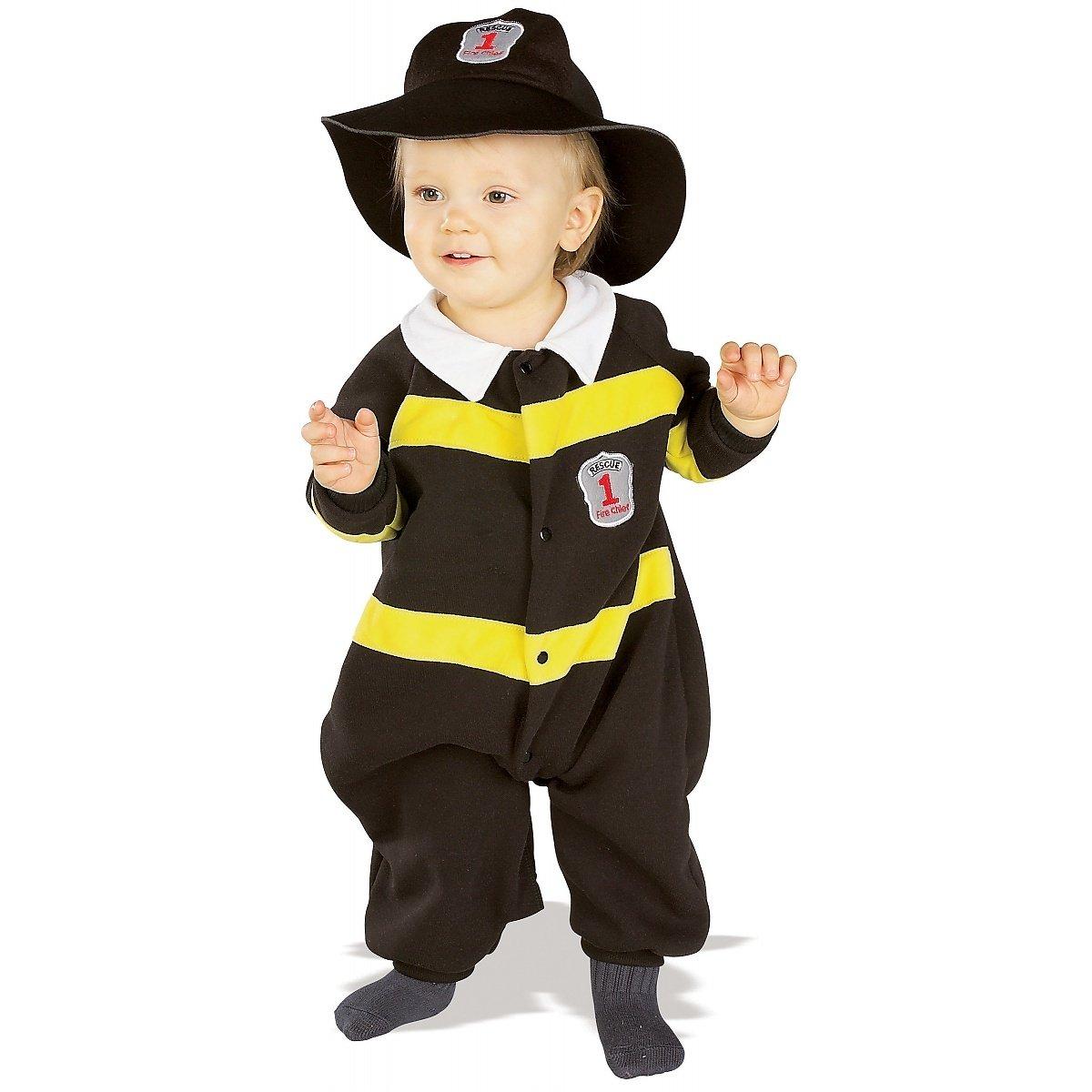 Romper Firefighter - Newborn Size 0-9 months