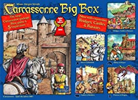 Carcassonne Big Box #3
