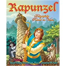 Rapunzel (       UNABRIDGED) by Larry Carney Narrated by Nigel Lambert