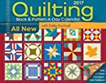Quilting Block & Pattern-a-Day 2017 C...