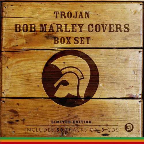 Trojan Bob Marley Covers Box Set
