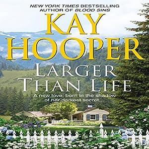 Larger Than Life Audiobook