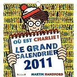 Le Grand Calendrier Charlie 2011 - Ou Est Charlie?par Handford Martin