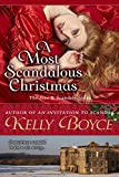 img - for A Most Scandalous Christmas (The Sins & Scandals Series Book 8) book / textbook / text book