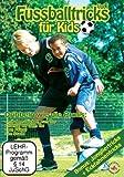Fussballtricks für Kids Vol. 1 / Neue Fußballübungen im Fußballtraining (DVD)
