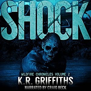 Shock Audiobook