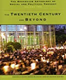 img - for The Broadview Anthology of Social and Political Thought: Volume 2: The Twentieth Century and Beyond book / textbook / text book