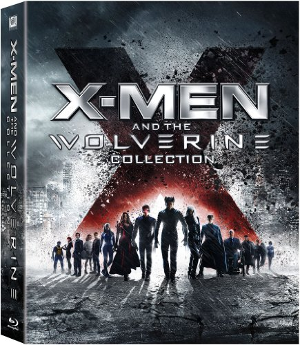 X-Men & the Wolverine [Blu-ray] [Import]