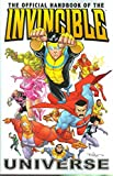 img - for The Official Handbook Of The Invincible Universe book / textbook / text book