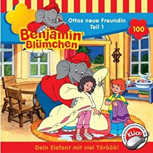 Ottos neue Freundin - Teil 1 (Benjamin Blümchen 100) Hörspiel
