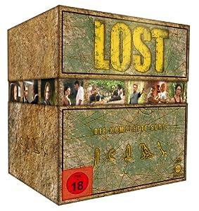 Lost - Die komplette Serie (exklusiv bei Amazon.de) [Blu-ray]