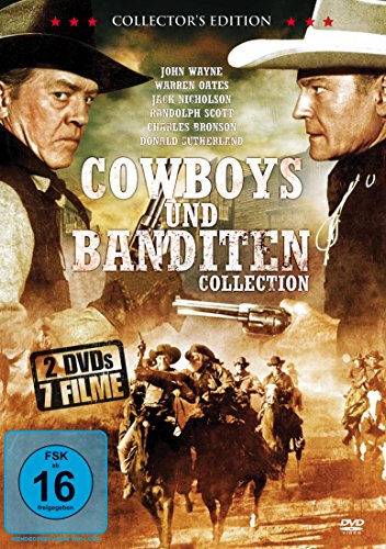 Cowboys und Banditen Collection [7 Filme auf 2 DVDs] [Collector's Edition]