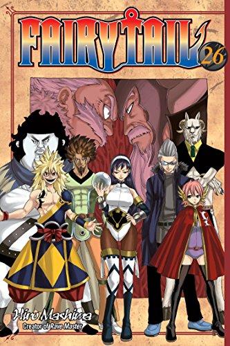 Fairy Tail 26 [Mashima, Hiro] (Tapa Blanda)