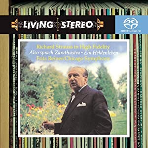 """R. Strauss: Ein Heldenleben (""""Une Vie de Héros"""") & Ainsi parlait Zarathoustra"""