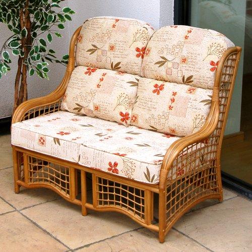 Home & Garden Direct Bali 2 Seater Conservatory Sofa