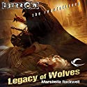 Legacy of Wolves: Eberron: The Inquisitives, Book 3 Audiobook by Marsheila Rockwell Narrated by Steve West