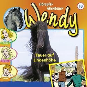 Feuer auf Lindenhöhe (Wendy 18) Hörspiel